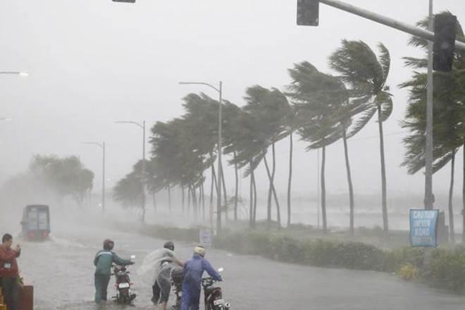 Cyclone 'Maha' to reach Gujarat in next 24 hours-अगले 24 घंटों में गुजरात पहुंचेगा चक्रवात 'महा'