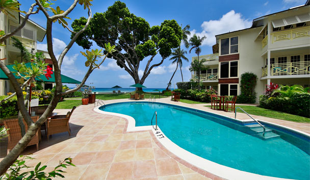 Treasure Beach A 4 Star 35 Room Hotel In Paynes Bay The Parish Of St James Barbados It Is Adjoining Property To Elegant Hotels Tamarind