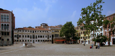 Campo San Polo, Photo by Gunther H.G. Geick