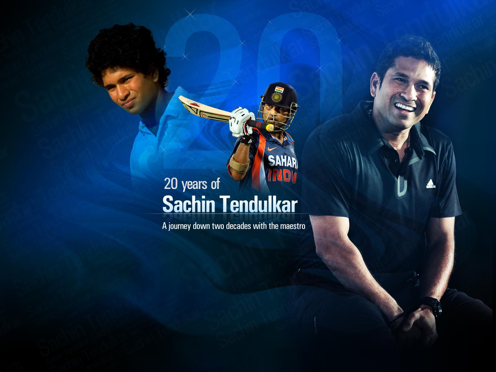 521 Entertainment World: Sachin Tendulkar Stunning Wallpapers