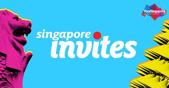 Singapore Invites