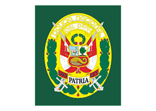 ESCUDO POLICIA NACIONAL DEL PERU Logo Vector