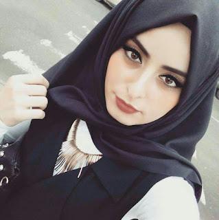 صور بنات محجبات حزينات 2019 خلفيات للمحجيات حزينة