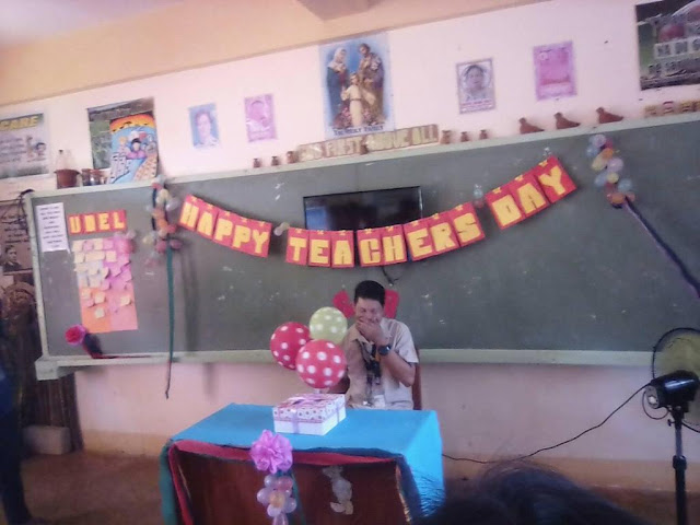Teacher's Good Deed/Facebook