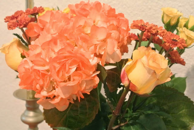 Fall Flowers, Home Decor, Table Decor