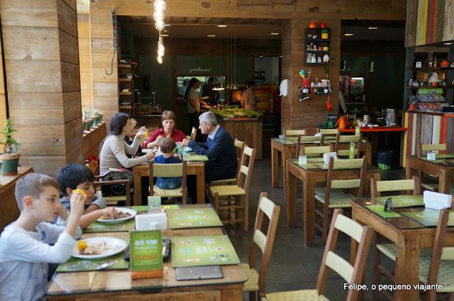Restaurante Alecrim Santo Gramado