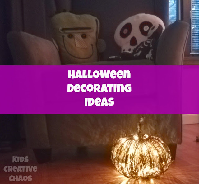 Halloween Ideas: Diy Decorations