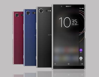 Spesifikasi Lengkap Sony Xperia XZ1