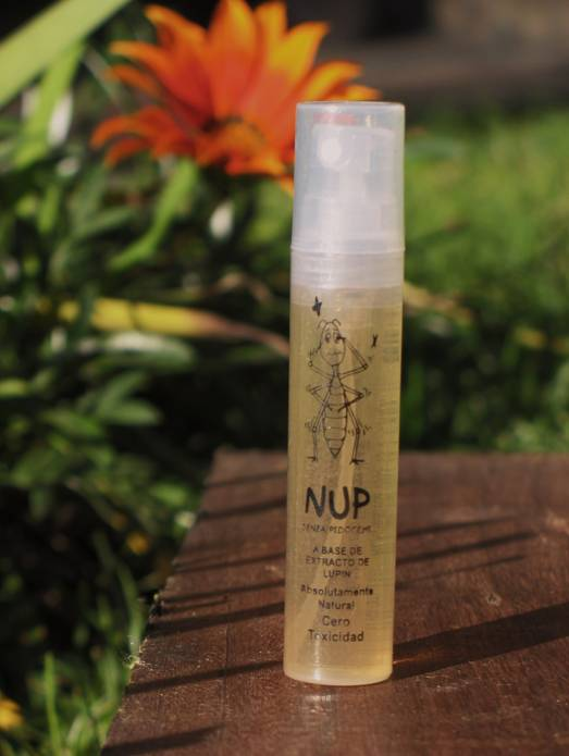 NUP -PIOJICIDA NATURAL  A BASE DE EXTRACTO DE LUPIN