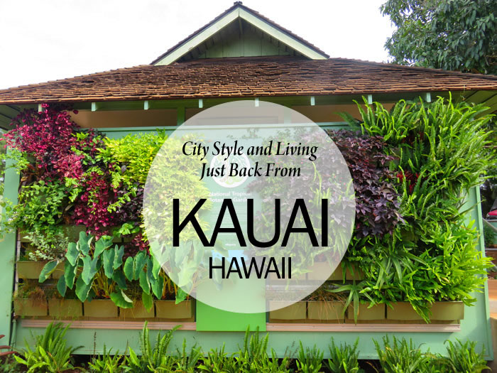 City Style And Living Magazine Blog 51 Ways To Reconnect To Nature And Pamper Yourself On Kauai