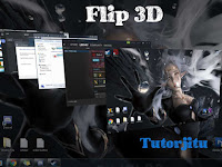 Cara Mengakses Flip 3D di Windows7 dengan cepat [Shortcut]