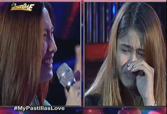 Karen finds closure with 'Pastillas Girl'