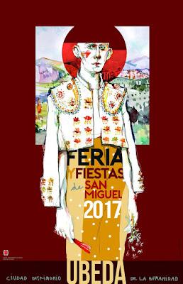 FERIA DE SAN MIGUEL 2017 - ÚBEDA - Tíscar Espadas