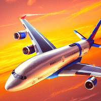 Flight Sim 2018 Mod Apk (Unlimited Money / Gold) + Obb