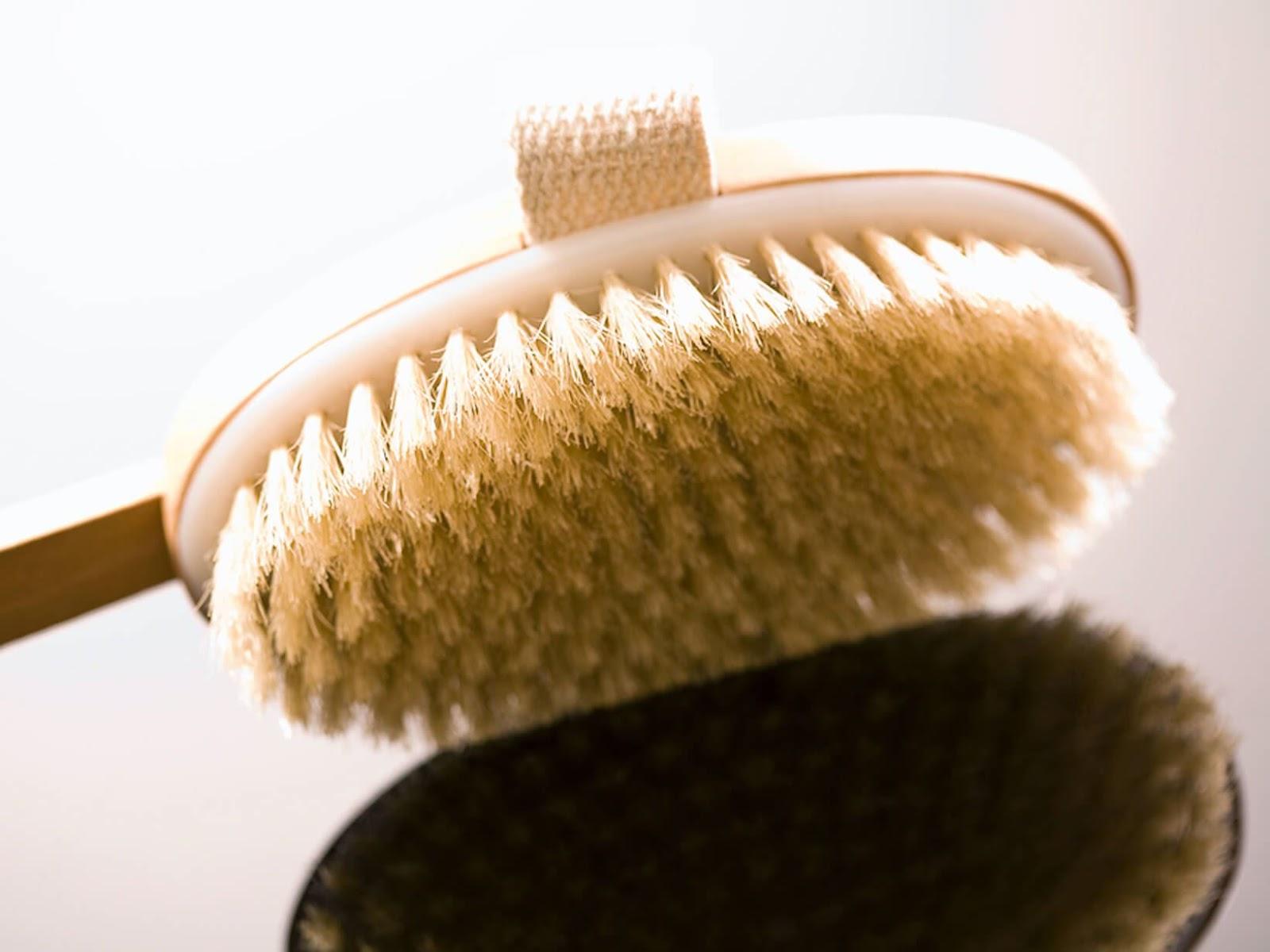 Haarbürste Reinigen Essig
