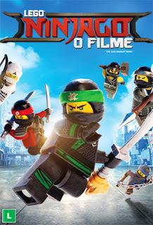 LEGO Ninjago: O Filme - BDRip Dual Áudio
