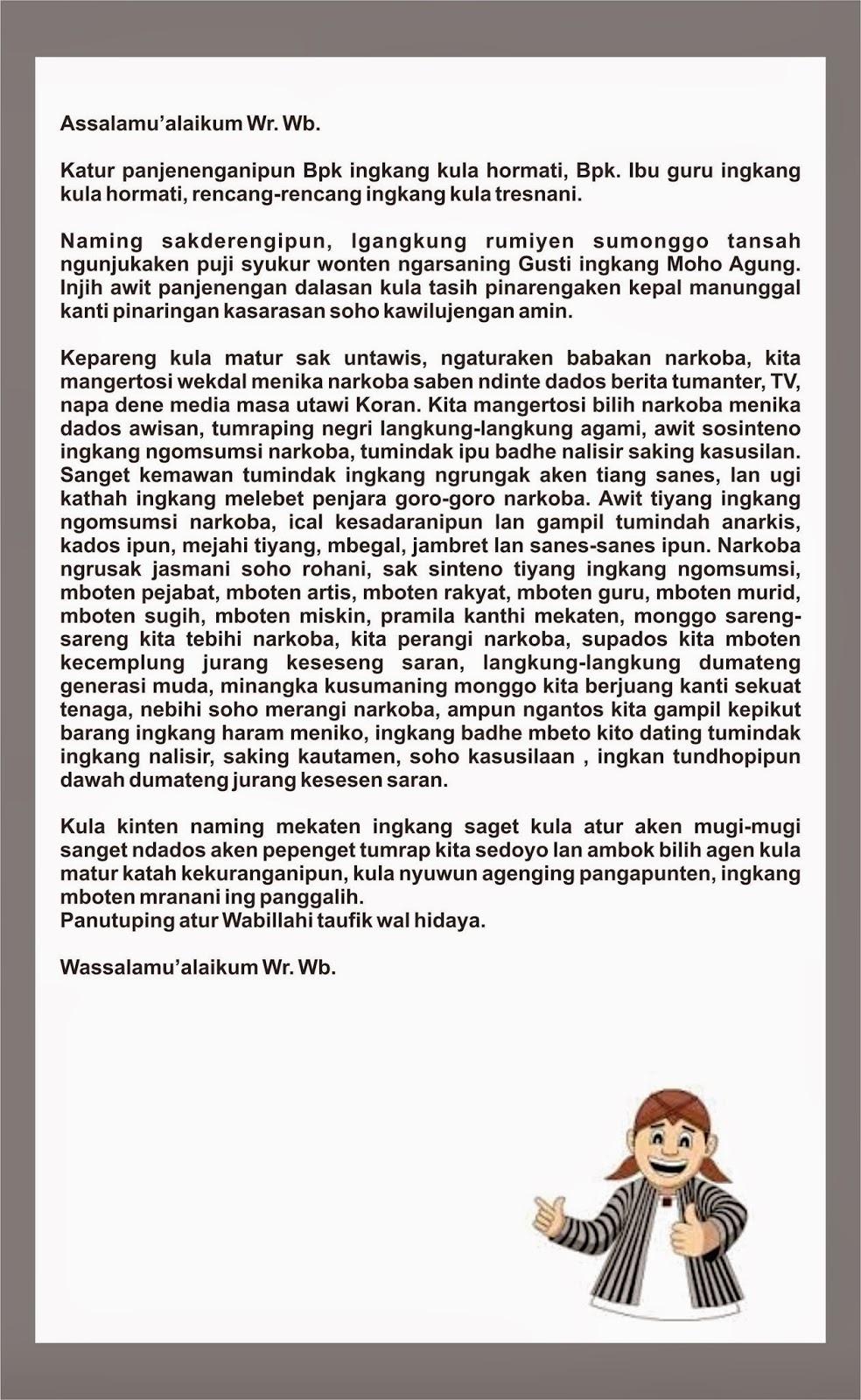 Contoh Geguritan Tema Pendidikan Feed News Indonesia