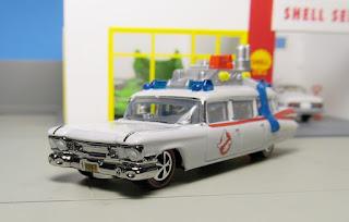 Hot Wheels RLC Ghostbusters Ecto-1