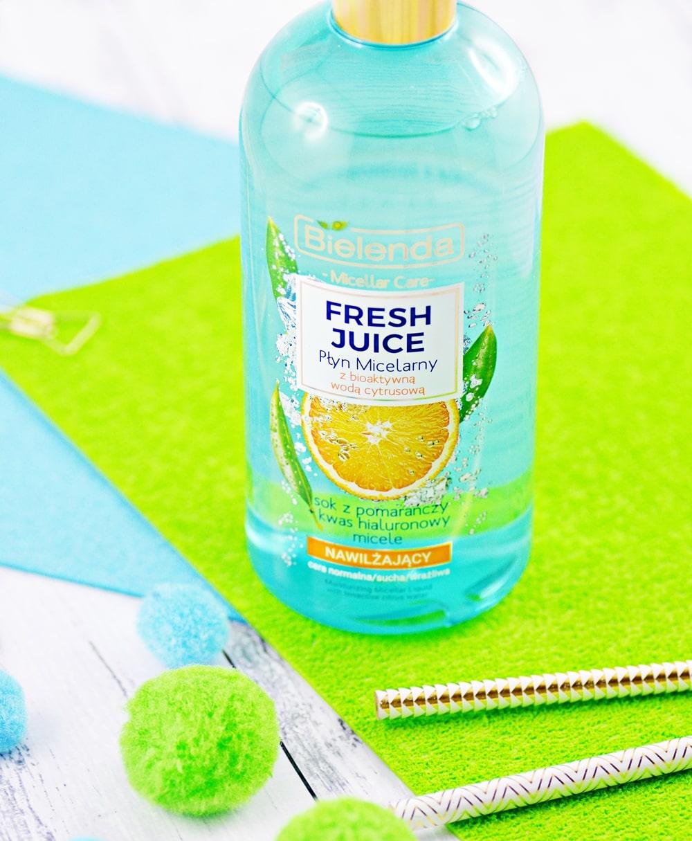 bielenda fresh juice płyn micelarny
