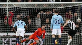 Newcastle United vs Manchester City 2-1 Video Gol Highlights