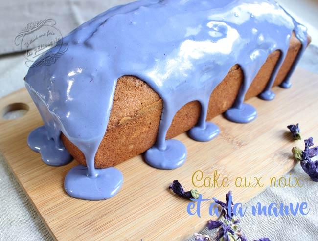 dessert violet