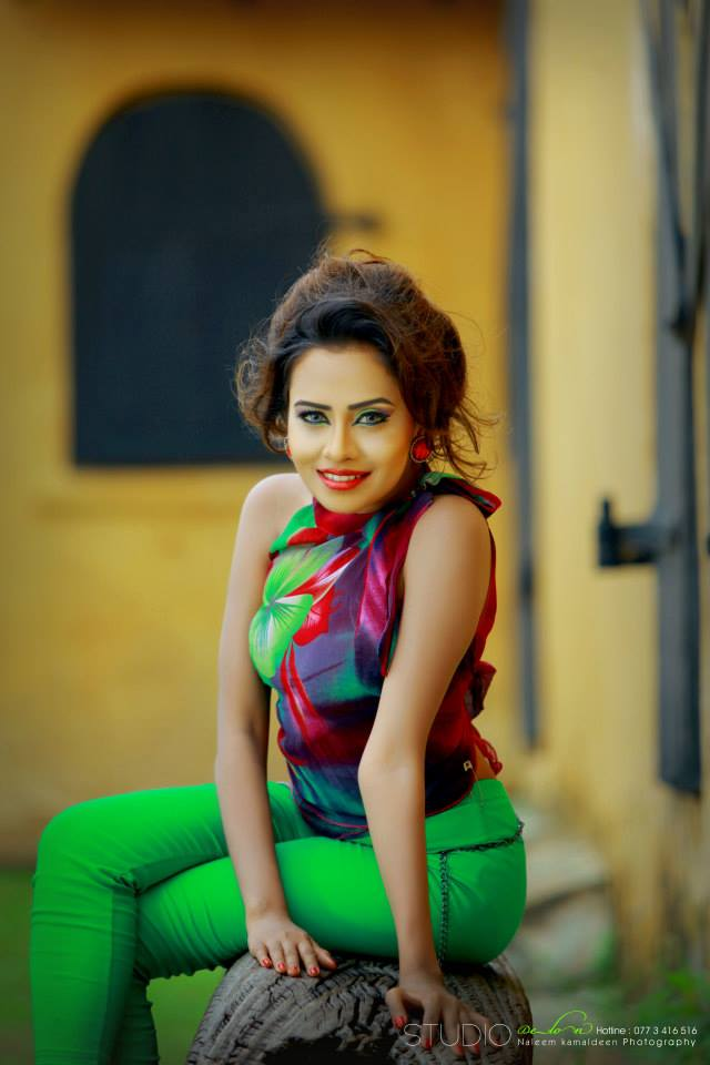 Visna Fernando | Sri Lankan Actress And Models: Visna Fernando