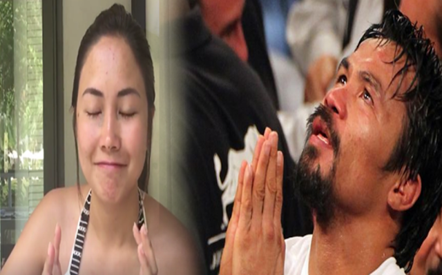 Yeng Constantino on Manny Pacquiao controversy