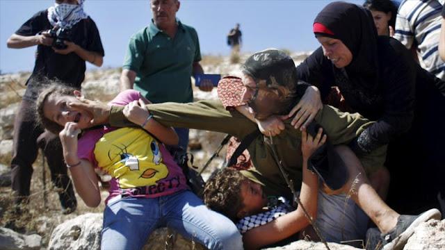Nieto de Mandela: Israel es el peor régimen de apartheid