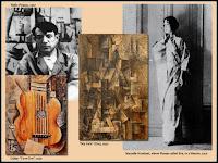 Eva Gouel, Picasso