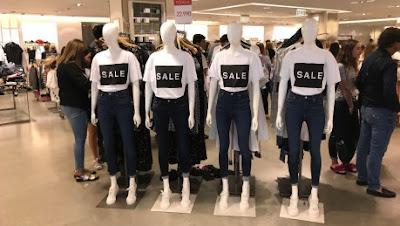 , Zara: la tienda en oferta total que enloquece a los argentinos en Chile, Compras en Santiago de Chile, Compras en Santiago de Chile