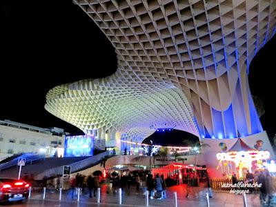 Sevilla - Navidad 2019 - Plaza de la Encarnación (Setas)