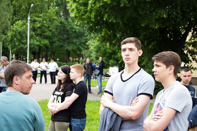 Митинг против коррукции 12 июня фото