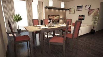 klasszikus asztalok és székek