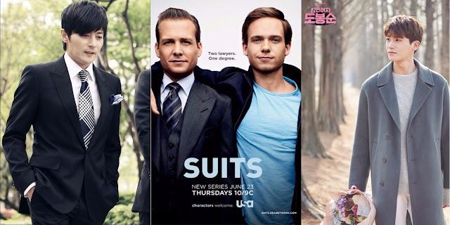 韓版《Suits金裝律師》張東健 朴炯植 今日進行劇本閱讀 4月即將首播