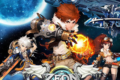 Download Game MMORPG Android Ringan Zeon