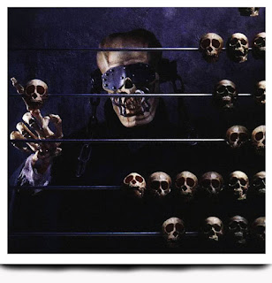 Vic Rattlehead Countdown to extinction