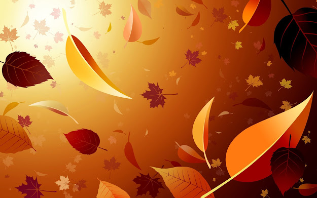 Autumn Vector Wallpaper