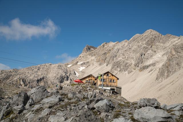 Schesaplana und Totalphütte  Bergtour im Brandertal 05