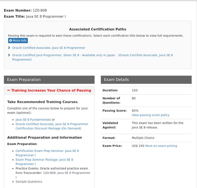 Download Scjp 6 practice exam pdf