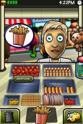 لعبة تاجر طعام الشارع - ألعاب آيفون - مجلة الاسرار بلس