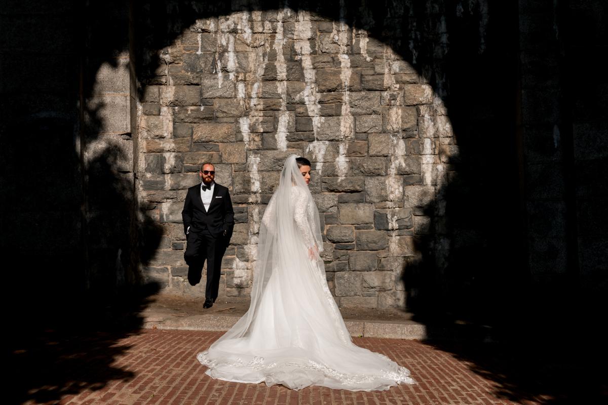 Beautiful Unique New York wedding photography