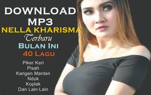 download kumpulan lagu mp3 Nella Kharisma terbaru
