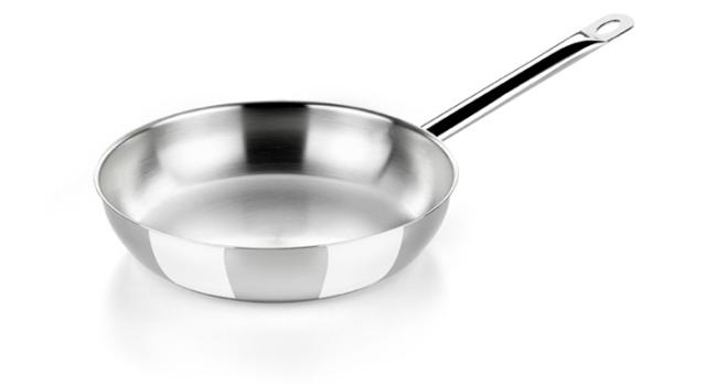 Curso de cocina para novatos. Sartenes y ollas.