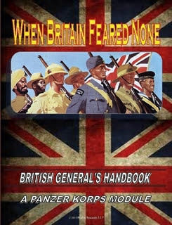 When Britain Feared None: British General's Handbook