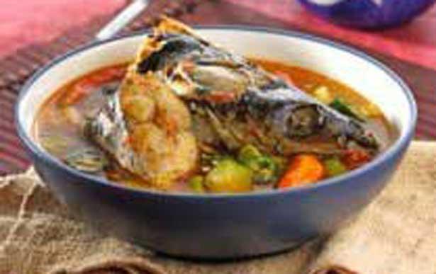 Asem-Asem Ikan Patin