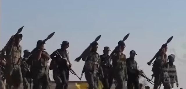 Η Διεύρυνση του Ιρανικού Διαδρόμου Διαμέσου της Συρίας