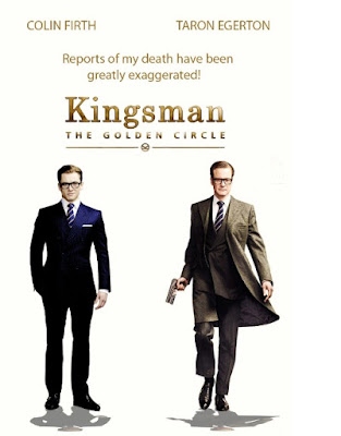 film action terbaru Kingsman: The Golden Circle