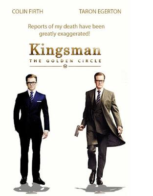 film action terbaru Kingsman: The Golden Circle