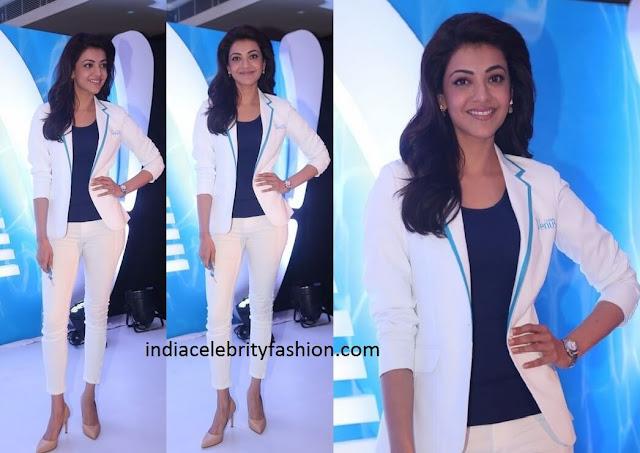 Kajal Aggarwal's Casual Look