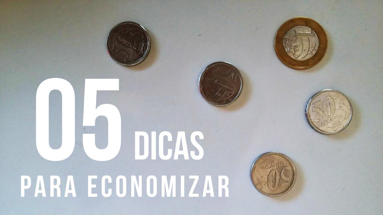 5 DICAS PARA ECONOMIZAR - blog confident por Letícia Caetano